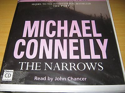 Audio Book : Michael Connelly - The Narrows ( A Harry Bosch Audio on 10 CD's)
