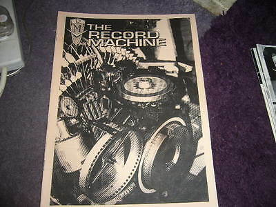 record machine 1995  jukebox magaazine rock ola regis