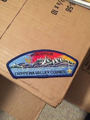 Chippewa Valley Council CSP S-? BSA Wisconsin