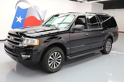 2016 Ford Expedition  2016 FORD EXPEDITION XLT EL ECOBOOST LEATHER NAV 36K MI #F11106 Texas Direct