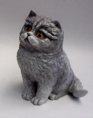 Royal Worcester Cat Kittens Blue Persian Made In England