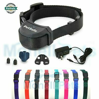 PetSafe Stay+Play Wireless Rechargeable Dog Fence Collar with extra strap