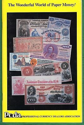 """Collecting """"The Wonderful World of Paper Money"""" by Neil Schafer for PCDA"""