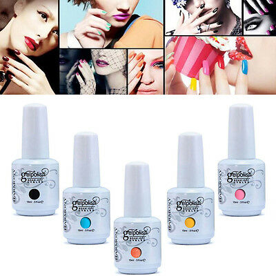 Gelpolish empapa el Esmalte de uñas Base Top Coat UV LED Manicure MS071-140