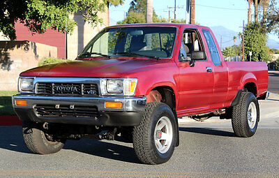 1990 Toyota Other DLX California Original, 1990 Toyota Pickup 4x4, One Owner, 5spd, 100% Rust Free, A+
