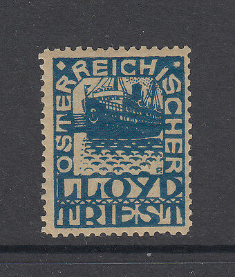 Lloyd Triest - Osterreichischer - (1) - Ship - Cinderellas