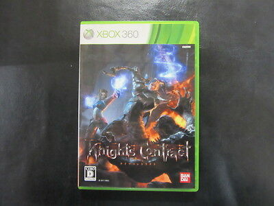 Knights Contract XBOX360 JP GAME.