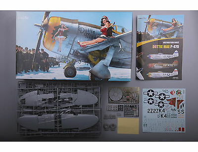 "EDUARD 11103 P-47M ""Dottie Mae"" in 1:32 LIMITED"