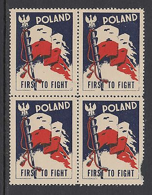 Poland - First To Fight - Wwii - Cinderellas