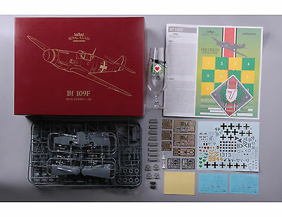 EDUARD R0014 Bf109F Dual Combo in 1:48 ROYAL CLASS!