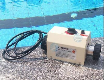 ECO 3 KW 14A  Water Heater for Swimming Pool & Bath AC 220V Single-phase