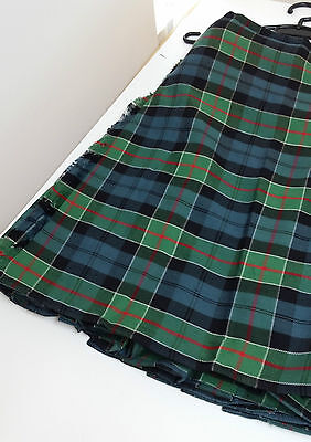 Ancient Colquhoun 8Yd  Kilt Only Ex Hire £99 A1 Condition Large Stock But Hurry