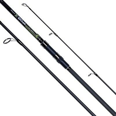 NEW Shakespeare Sigma Pike Fishing Rod - 12ft - 2 Piece - 3lb - 1275974
