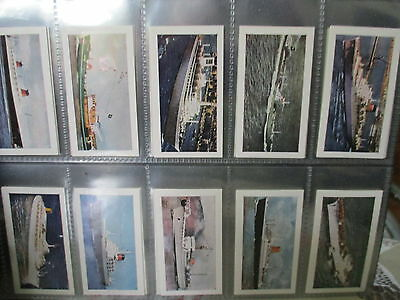 Reddings**ships Of The World**set Of 48 Cards