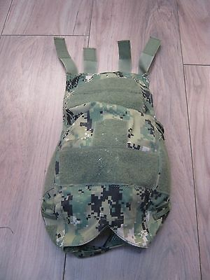 Aor2 Camo Ops Helmet Cover - For Viper Fast Helmet - Excellent Condition