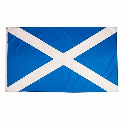 Scotland Flag Large 3ft x 5ft Scottish Saltire St Andrews Cross