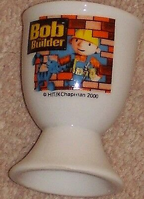 2000 Bob The Builder Children's China Egg Cup