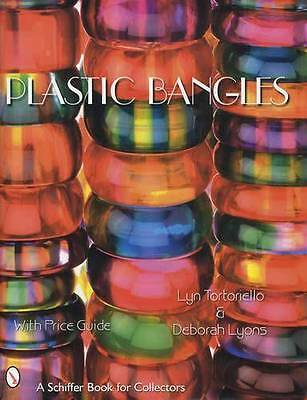 Vintage Plastic Bangle & Bracelets Collector ID Guide incl Lucite Bakelite