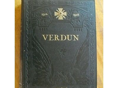 Verdun Bouchor Peintre Illustrations Edition Quillet Ww1 1914 Guerre Tbe