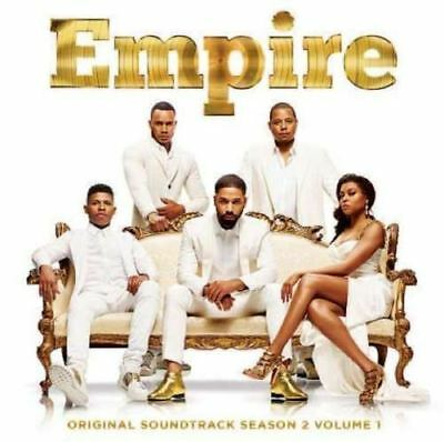 Empire Original Soundtrack, Season 2 Volume 1 - CD Album Damaged Case