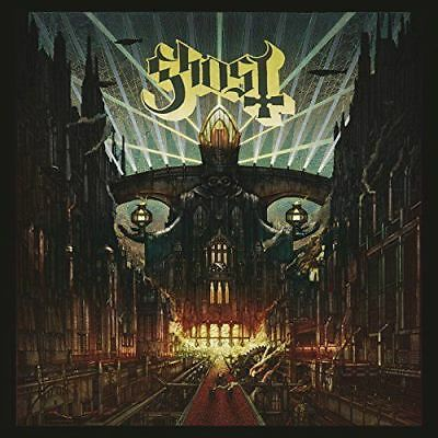 Meliora - Ghost - CD Album Damaged Case