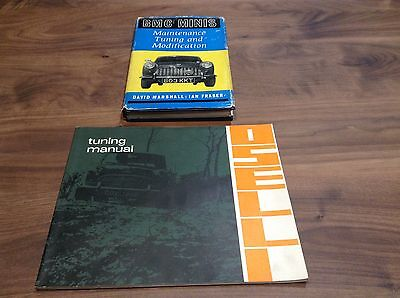 Bmc Minis Book Also 0Selli  Tuning Manual Could Be Rare  Cooper S ??