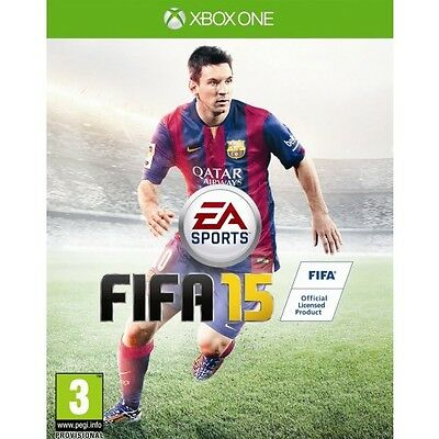 FIFA 15 (Xbox One)  BRAND NEW AND SEALED - IN STOCK - QUICK DISPATCH