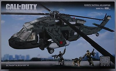 MEGA BLOKS® CYR77 Call of Duty® Ghost Tactical Helicopter
