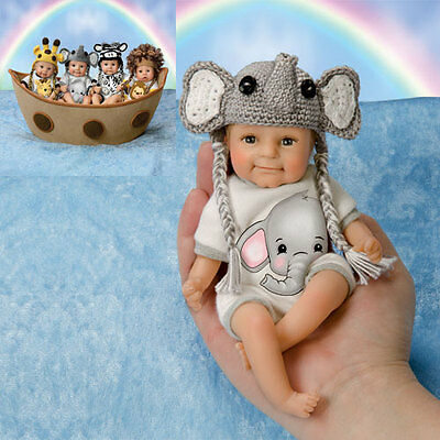 Elephant - Noahs Adorable Ark -  Ashton Drake Doll