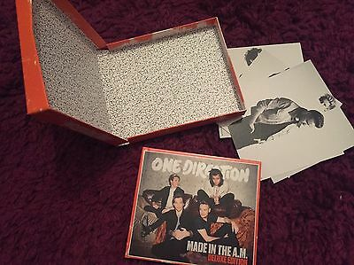 One Direction 3 Albums Made In The Am , Midnight Memories , Four Deluxe Fan