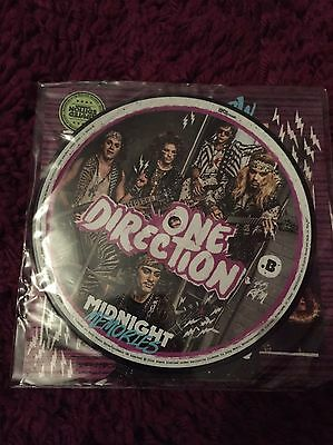 One Direction Record Store Day Record Midnight Memories Sleef