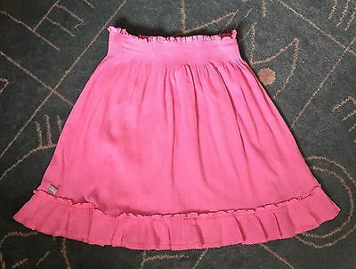 Petit Bateau girl's pink skirt size 8 years 126cm