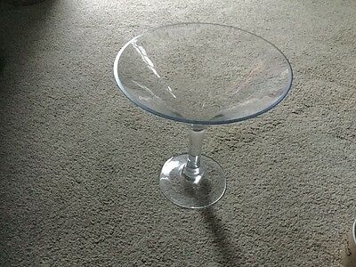 Large Cocktail Glass Bowl