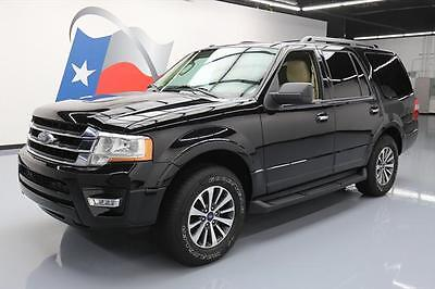 2017 Ford Expedition  2017 FORD EXPEDITION XLT ECOBOOST 8-PASS REAR CAM 10K #A06323 Texas Direct Auto