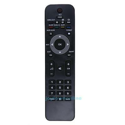 Universal TV Remote Control For Philips RM-670C Replacement Smart HD LED TV New