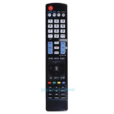 Universal Replacement Remote Control For LG LCD LED HDTV 3D Smart TV Black New