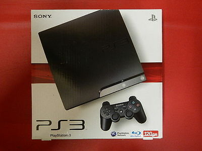 PlayStation3 120GB charcoal black (slim body CECH-2000A) Console JP GAME.