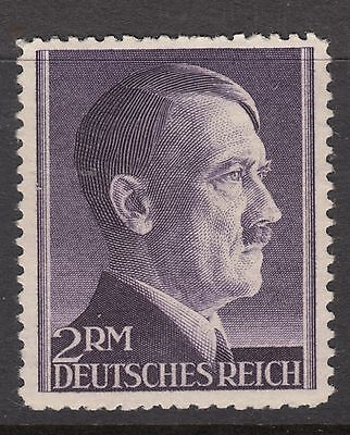 GERMANY 1942 2rm Hitler MINT LIGHT HINGED