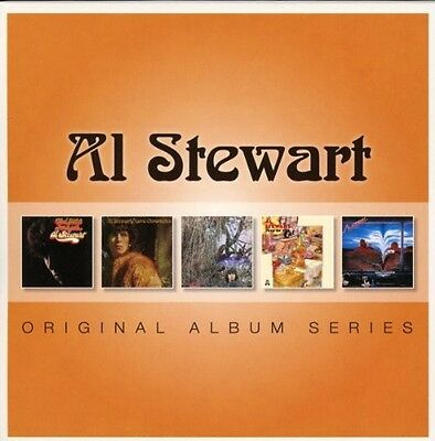 Al Stewart - Original Album Series [New CD] Holland - Import