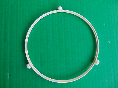 """MICROWAVE OVEN RING 7 3/8"""" Turntable Rotating Triangle 10"""" Plate Universal Oser"""