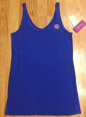 Soybu Yoga Performance Reversible Tank Top Women's Medium NEW WITH TAGS