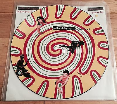 """Red Hot Chili Peppers - Higher Ground 12"""" Picture Disc"""