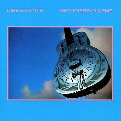 DIRE STRAITS Brothers In Arms 2 x 180gm Vinyl LP 2014 (9 Tracks) NEW & SEALED