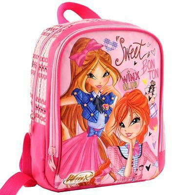 Winx Club - Kids Backpack Fancy Style pink 28 x 20 x 11 cm