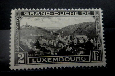 LUXEMBOURG 1928 Timbre n° 208 Neufs** - TTB- MNH  - 2 f CLERVAUX - r10b173