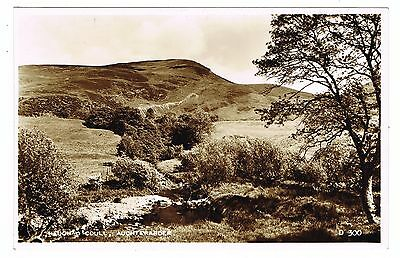 Real Photo Postcard - Heugh O'Coull - Auchterarder Perthshire  Scotland