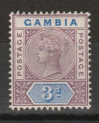 Gambia 1898 Qv 3D