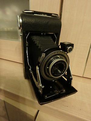 Kodak Dakon Vigilant Junior Six-20 Vintage Folding Camera, Kodak Anastigmat Lens