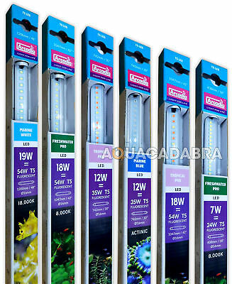 Arcadia T5 Led Lamp Bulb Tubes Lighting Juwel Sizes Aquarium Fish Tank