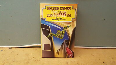 Arcade Games For Your Commodore 64 Brett Hale Foreword By Tim Hartnell